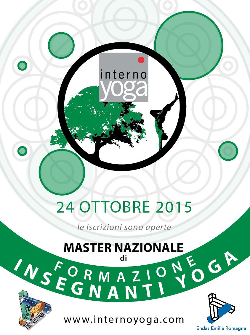master nazionale di formazione insegnanti di yoga endas