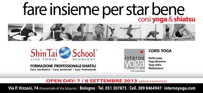 InternoYoga Open Day 2013