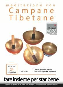 meditazione campane tibetane internoyoga
