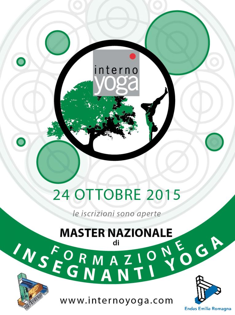 calendario master nazionale di formazione insegnanti di yoga endas