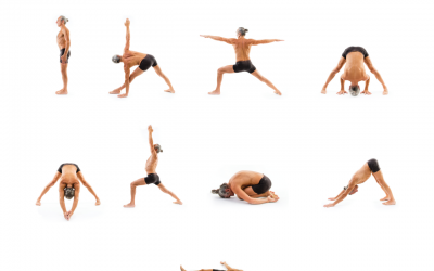 Hatha Yoga – Sequenza eretta 2