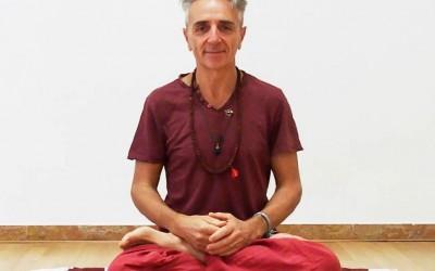 Ritiro di Hatha Yoga con Jones Tonelli – 4/6 Settembre 2020